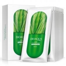 BioAqua Aloe Jelly Mask, 10шт.