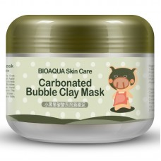 BioAqua Skin Care Carbonated Bubble Clay Mask, 100гр.