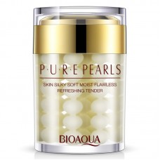 BioAqua Pure Pearls Cream, 60гр.